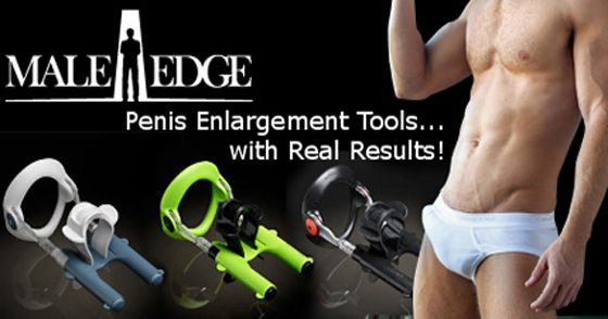male edge penis enlargemnet device